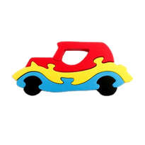 Mainan Edukatif Anak 3D Puzzle Mobil