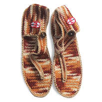 Slippers Rajut