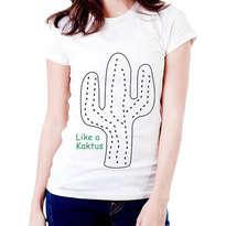 Baju Wanita Like A Kaktus