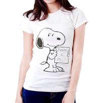 Baju Wanita Snoopy For You