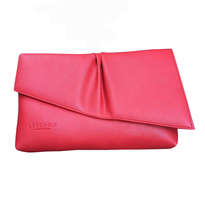 Gelia Clutch Red