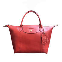 Cow Leather Red