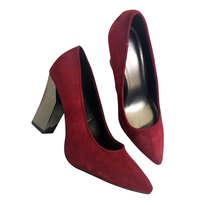Sepatu Kerja Merah Original Vincci