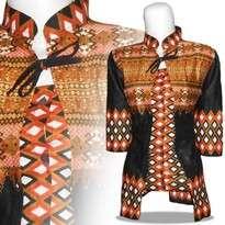 Batik Kodani Hitam