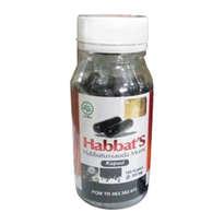 Habbat's Habbatussauda Murni 100 Kapsul - Habbats Setara Ajwa