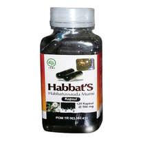 Habbat's Habbatussauda Murni 120 Kapsul - Habbats Setara Ajwa