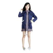 Tara Plain Hoodie Jacket