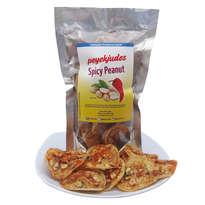 Peyek Judes Spicy Peanut (Kacang Tanah Pedas) Standar (70gr)
