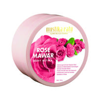 Rose Body Butter 200Gr