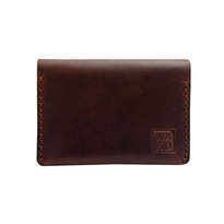 Dompet Kulit DO I-0 (Red Brown)
