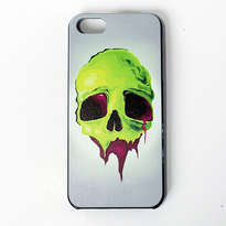 Casing Holarocka Color Skull 01 PVC Iphone 5 / 5s