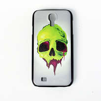 Holarocka Color Skull 01 PVC Samsung S4 Case