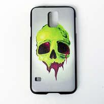 Casing Holarocka Color Skull 01 PVC Samsung S5