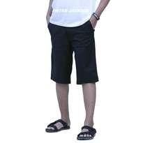 Pieter Jackson Chino Pendek Big - Hitam size 33-38