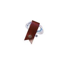 Data Cable Strap Color Batik Brown (earphone)