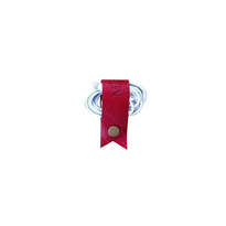 Data Cable Strap Color Maroon (earphone)