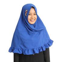 Hijab Handmade Biru