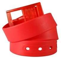 DORAI Plastic Belt Red