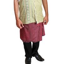 kain sarung tenun pria