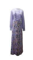 Baju Muslim Long Dress