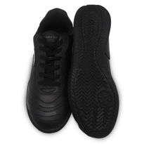 Sepatu Olahraga Futsal Pria Hitam Polos Fans CRV B