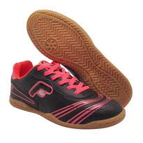 Sepatu Olahraga Futsal Hitam Pink Fans CRV F