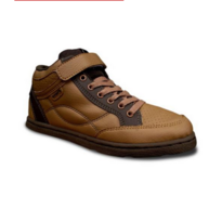 Sepatu Kasual Coklat Fans Destars T