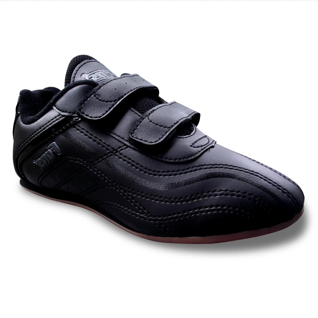 Jual Sepatu Olahraga Sekolah Anak Hitam Polos ZOom B JR  7ef8d99cba