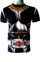 Baju Kamen Rider Black Full Body Size L
