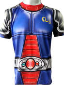 Baju Kamen Rider RX Bio Full Body Size L