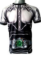 Baju Kamen Rider Shadowmoon Full Body Size M