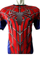 Baju Spiderman Full Body XL