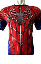 Baju Spiderman Full Body L