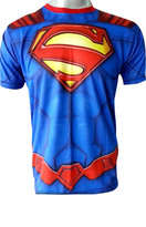 Baju Superman Full Body XL