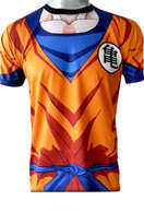 Baju Dragon Ball Son Goku Full Body L