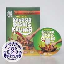 Buku + DVD ERBiKu (Ensiklopedia Rahasia Bisnis Kuliner)