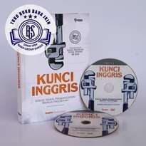 Buku + DVD Kunci Inggris BONUS Ebook Jamu LPDP + JKLN Series