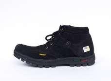 Sepatu Pria Boots Kulit Sapi Asli BM002