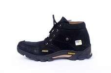 Sepatu Pria Boots Kulit Asli BM005