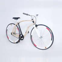 Sepeda Kayu Karet
