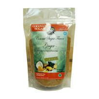 Gula Kelapa Kristal Jahe (Coconut Sugar Ginger Flavor)