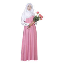 ALULA DRESS - PEACY PINK SIZE M