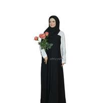 ALULA DRESS - BLACK SIZE S