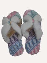 Sandal Jepit Silang Batik Cantik 1 No 36