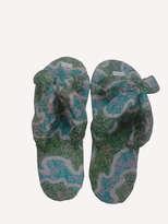 Sandal Jepit Silang Batik Cantik 4 No 37