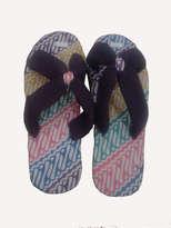 Sandal Jepit Silang Batik Cantik 6 No 40