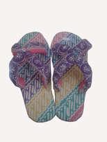 Sandal Jepit Silang Batik Cantik 7 No 37