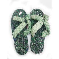 Sandal Jepit Silang Batik 8 no 37
