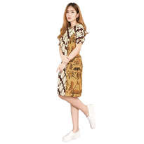 Dress Batik BD27A