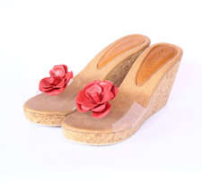 Rose Wedges D'sandek size 37